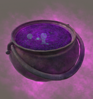 Magic Cauldron PBR