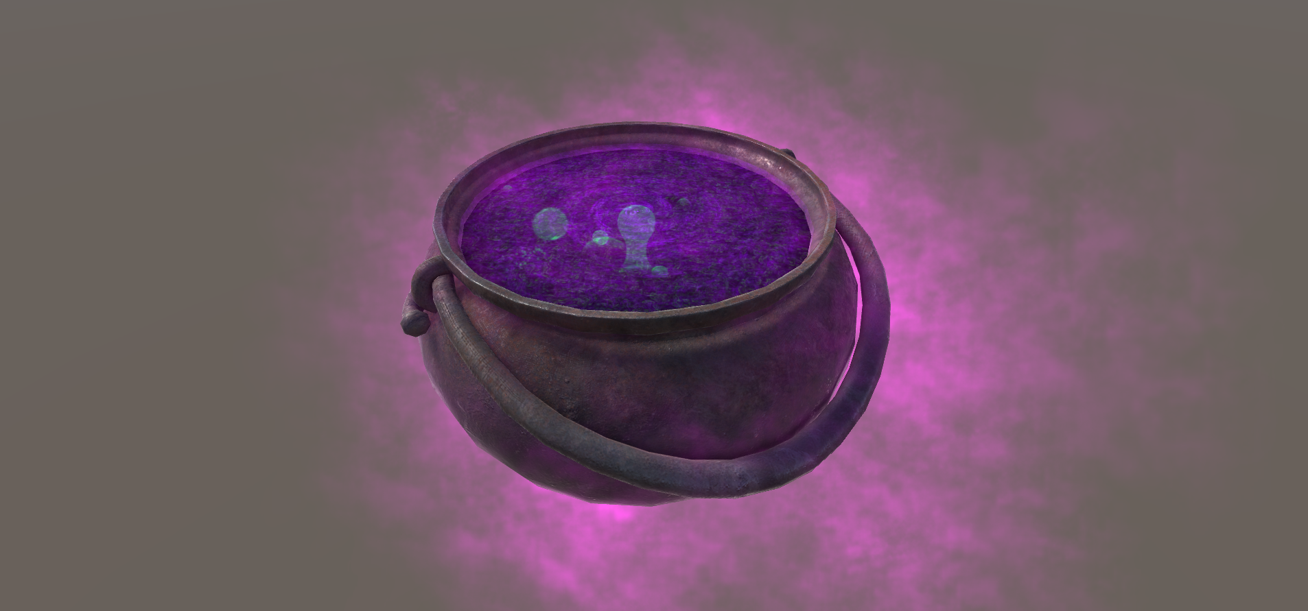 Magic Cauldron PBR - 00Laboratories