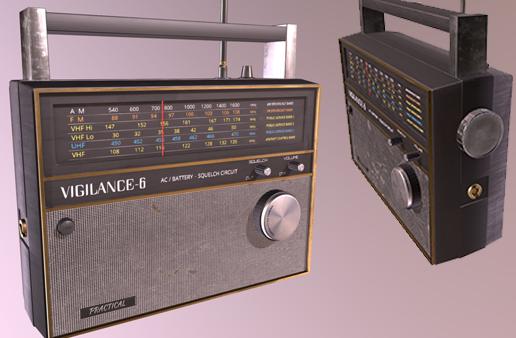 70s Radio PBR